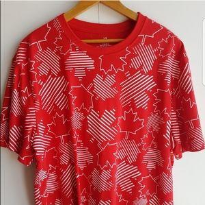 🇨🇦 CANADA Maple Leaf T-Shirt